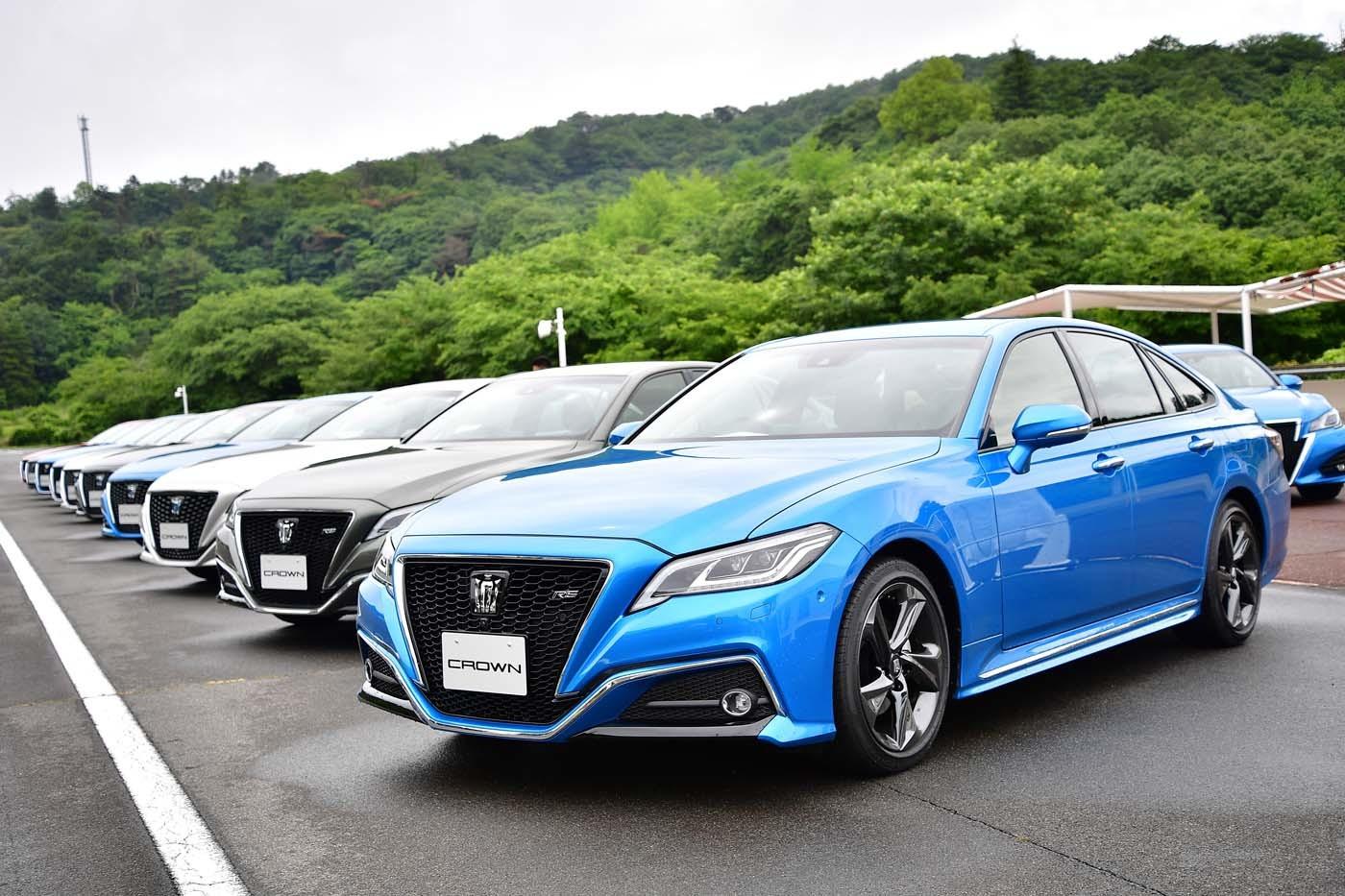 「徳川幕府にならないように」トヨタ新型クラウン15代目の挑戦