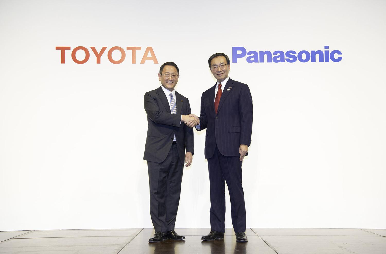 トヨタとパナソニックが車載用角形電池事業の協業について検討を開始