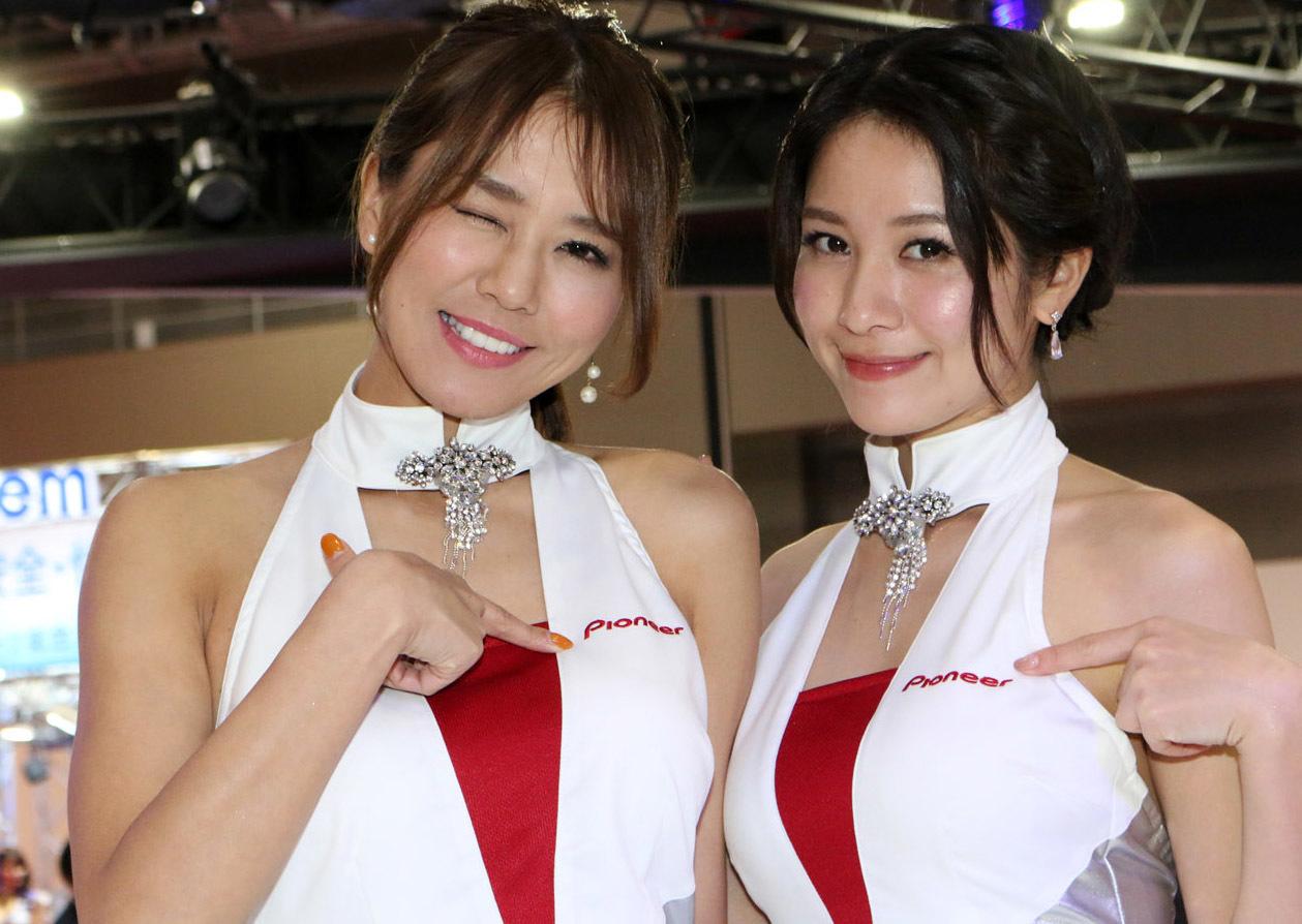 【決定版】これが日本コンパニオン界の最高峰!! 会場で見つけた天使たちの共演 22選