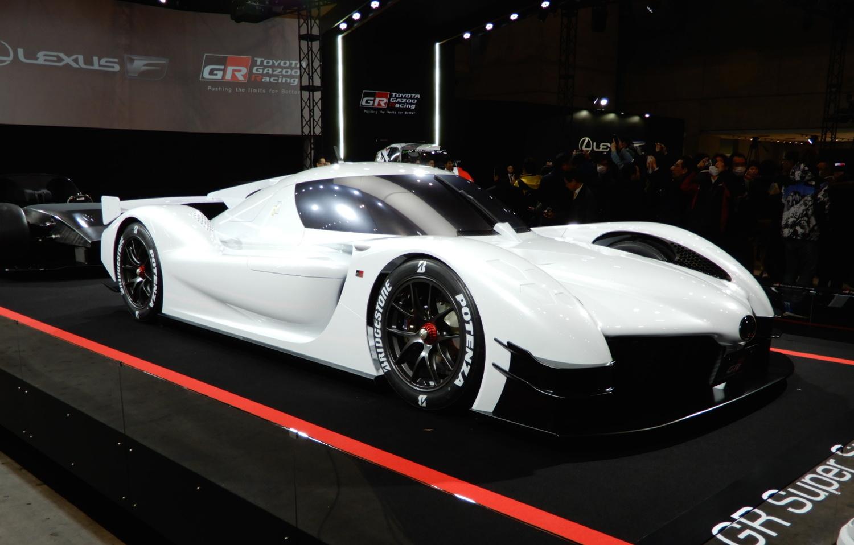 トヨタがスーパースポーツカー発表! 東京オートサロンでお披露目!!
