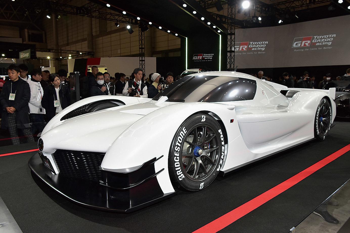 トヨタ超新型GRスーパースポーツの秘密に迫る! 開発者に直撃取材!!