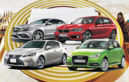 【その満足度何%!?】 ベンツ、BMW、アウディ… 最安仕様でも「高級ブランド」を味わえるのか!?