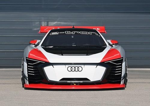 アウディのコンセプトカーがPS4から出てきた!? Audi e-tron Vision Gran Turismoが爆誕