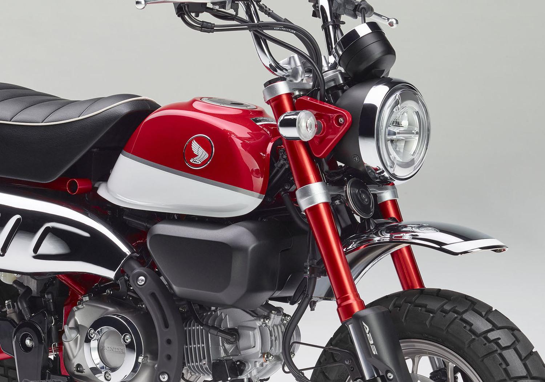ホンダの名車「モンキー」が原付を卒業 125ccで復活新発売