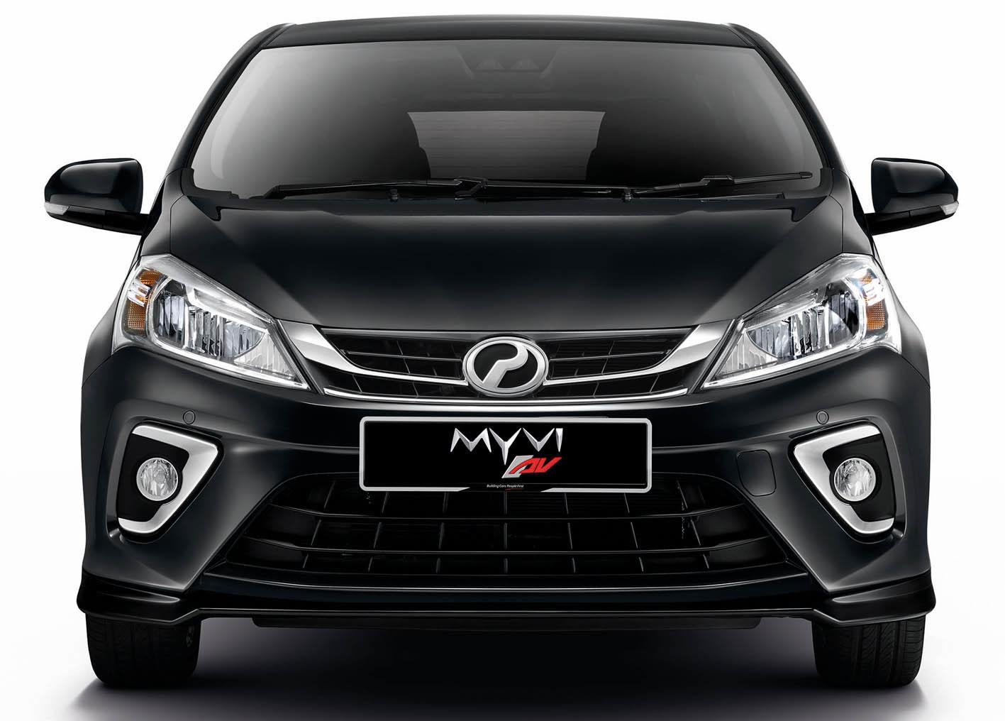 マレーシアを支える国民車 ダイハツ新型「マイヴィ」がカッコいい