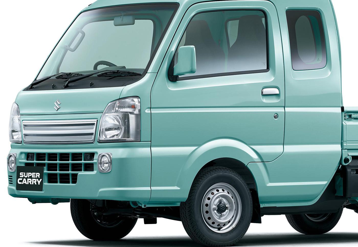 スーパーな軽トラ「スーパーキャリイ」が軽トラ界と日本の労働環境を変える!!
