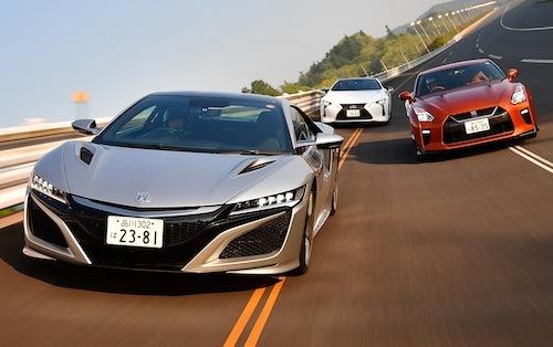 最高速はロマンだ!! GT-RとNSXどっちが速い!? 最高速テストで性能が丸裸