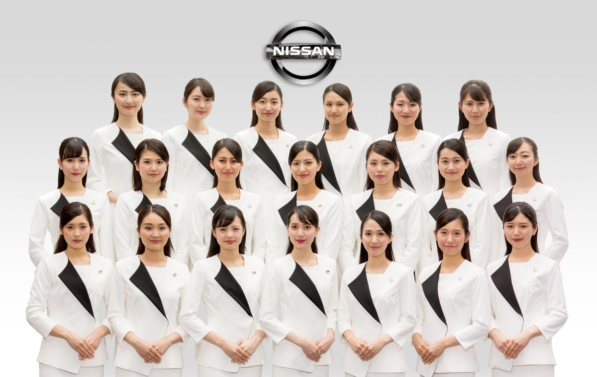 日本クルマ界最高峰の才媛「ミスフェアレディ」2018年度版 新体制発表