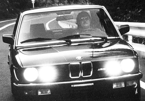 スーパーカーM1のエンジンを載せた4ドアセダン BMW M5(E28)試乗 【徳大寺有恒のリバイバル試乗記】