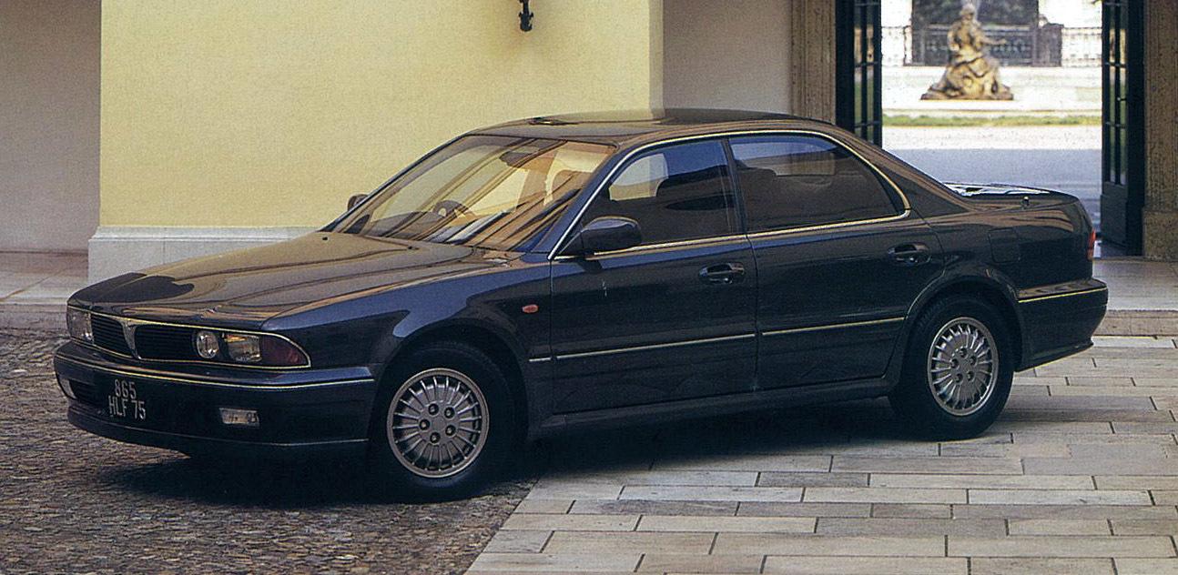 三菱(初代)ディアマンテ25V-SE(1993年式)