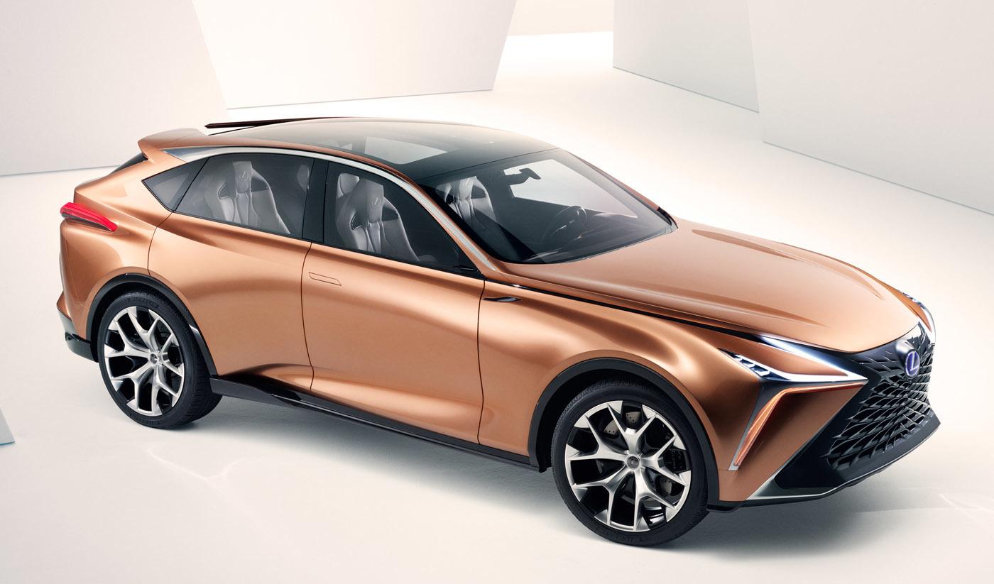 日本車最強のsuv爆誕 レクサスlf 1 限界突破 市販へ 自動車情報