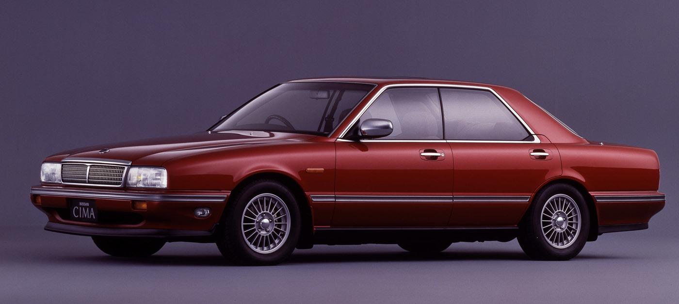 日産(初代)シーマ 1988〜1991年