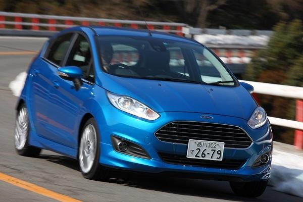 1Lターボとは思えない走りで日本でも話題となったフォード フィエスタ。