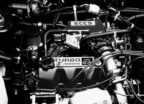 リッターカー最高の85psを発生した。ちなみに当時の同じ1ℓターボのライバルはカルタスターボやシャレードターボで、両車の最高出力80psを5ps上回った。なお過激なスターレットターボの登場は翌1986年のことだ