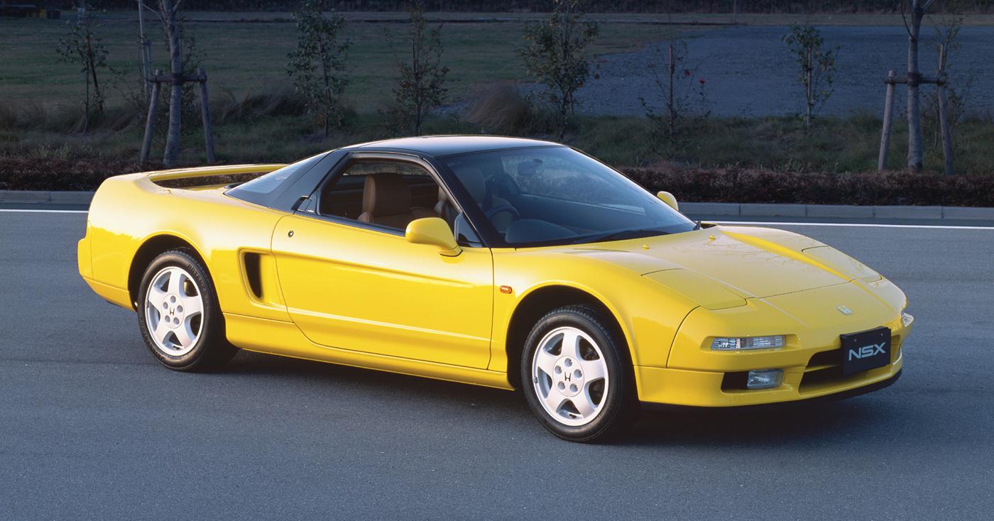 1992年11月に登場したホンダNSXタイプR。以後、「タイプR」はホンダ内で揺るぎないブランドになってゆく