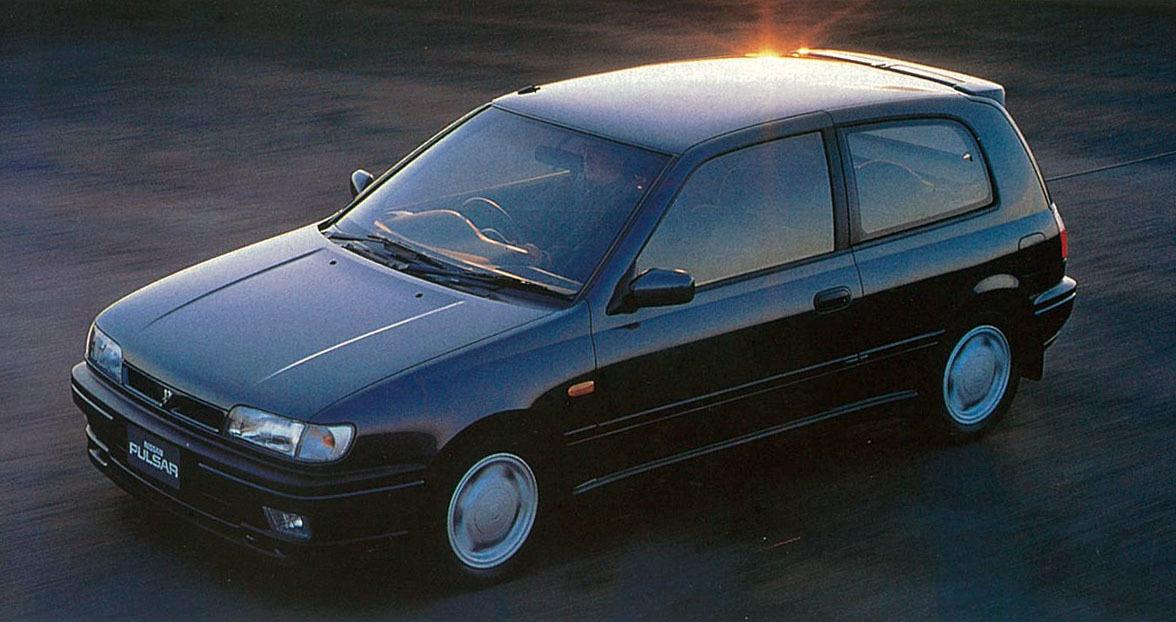 日産パルサー 1990〜1995年