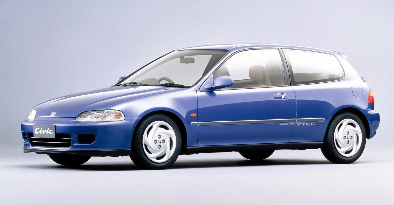 ホンダシビック 1991〜1995年