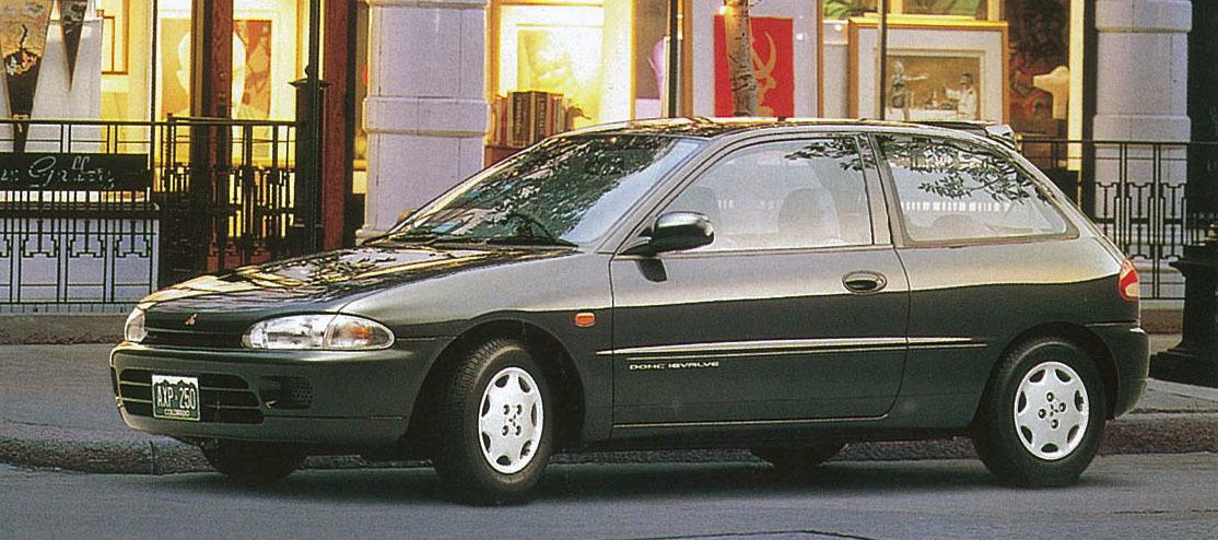 三菱ミラージュ 1991〜1995年