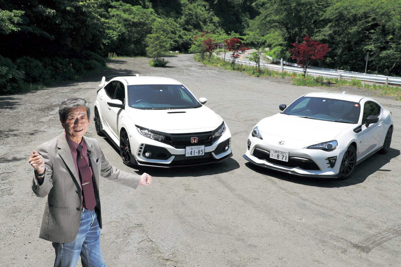 日本が誇るハイパフォーマンスカー2台を連続試乗。このあと本誌Boosterpackdepotでは「乗ってどう感じたか」が展開されます。本編(紙版のBoosterpackdepot)もどうぞよろしくお願いします