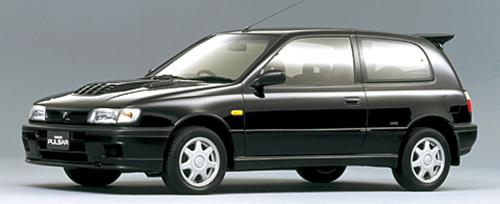 WRCを睨んだ'90年登場の日産パルサーGTI-R