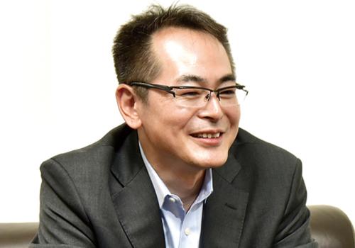 大前貴睦消費財製品企画部副部長は、ADVANブランドに対する熱い思いを語ってくれた