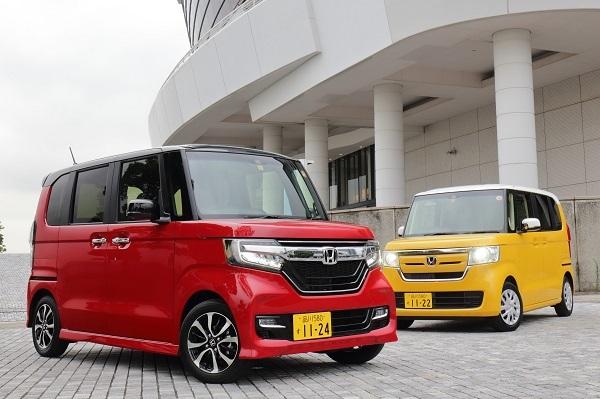 軽自動車だけでなく、登録車を含めても国産車No.1の販売実績を誇るホンダ N-BOX