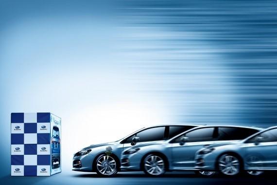 """今やずべての国産メーカーが実用化している衝突被害軽減ブレーキ、通称""""自動ブレーキ"""""""