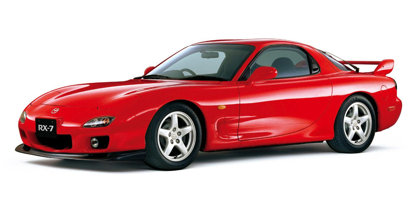 マツダRX-7 タイプR バサースト(1991〜2002年)