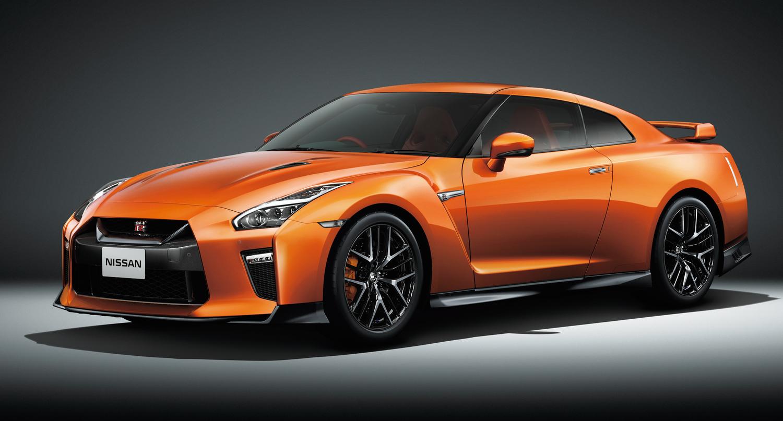 日産GT-R Premium edition