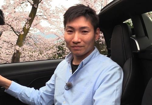 小林選手は30歳の若手ドライバー!!