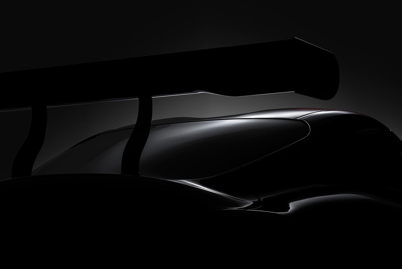 トヨタが公式に発表したティザー画像