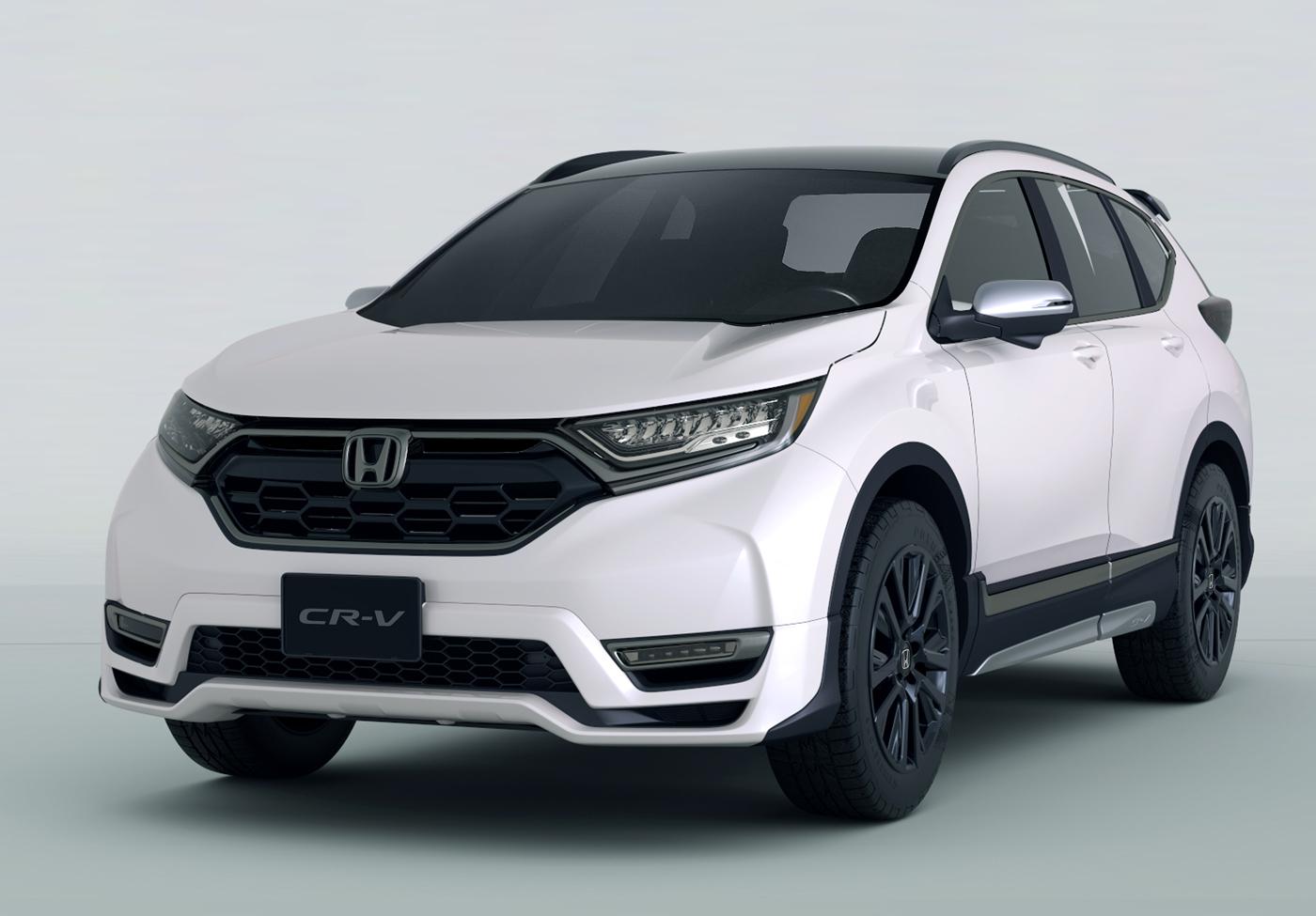 ホンダCR-V予想スペック/全長4590mm×全幅1850mm×全高1680mm、2L+モーター、価格250万〜340万円