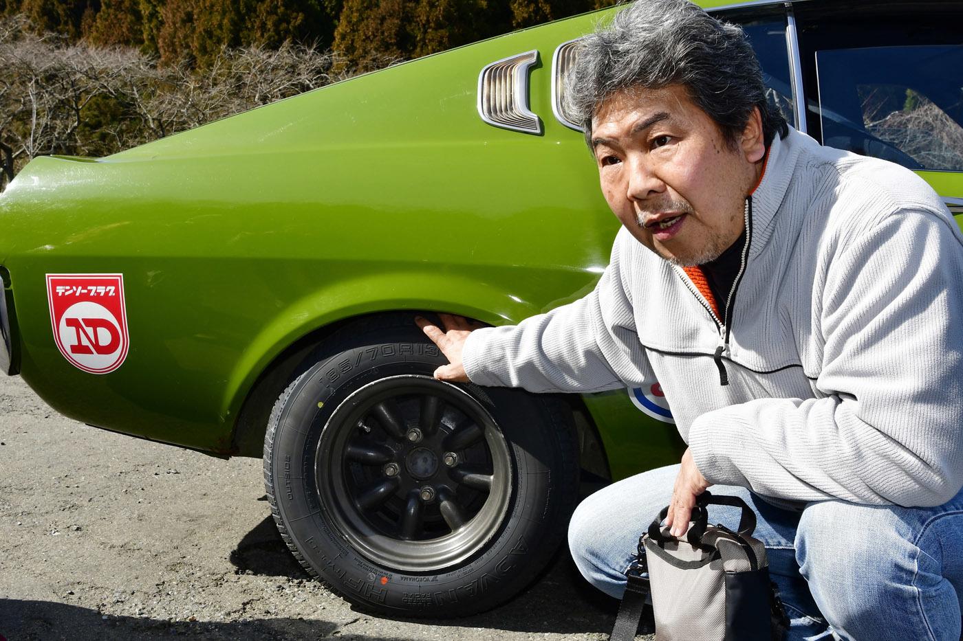 「タイヤを評価するならこの人!」という斎藤聡氏のインプレッションをお届け
