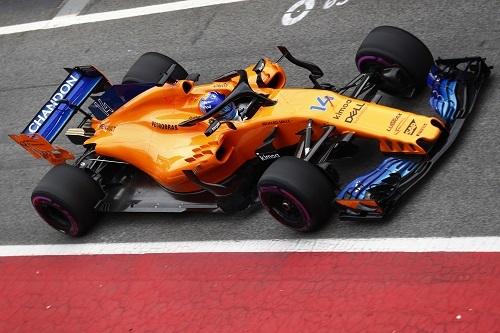 マクラーレンは今季ルノーのパワーユニットを搭載。しかし、ルノーは自チームを持ち、レッドブルにもエンジンを供給する