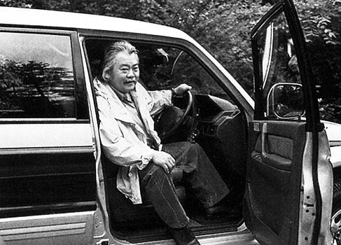 徳さんはレンジローバーを愛したほか、パジェロなど本格4WDへの造詣も深かった