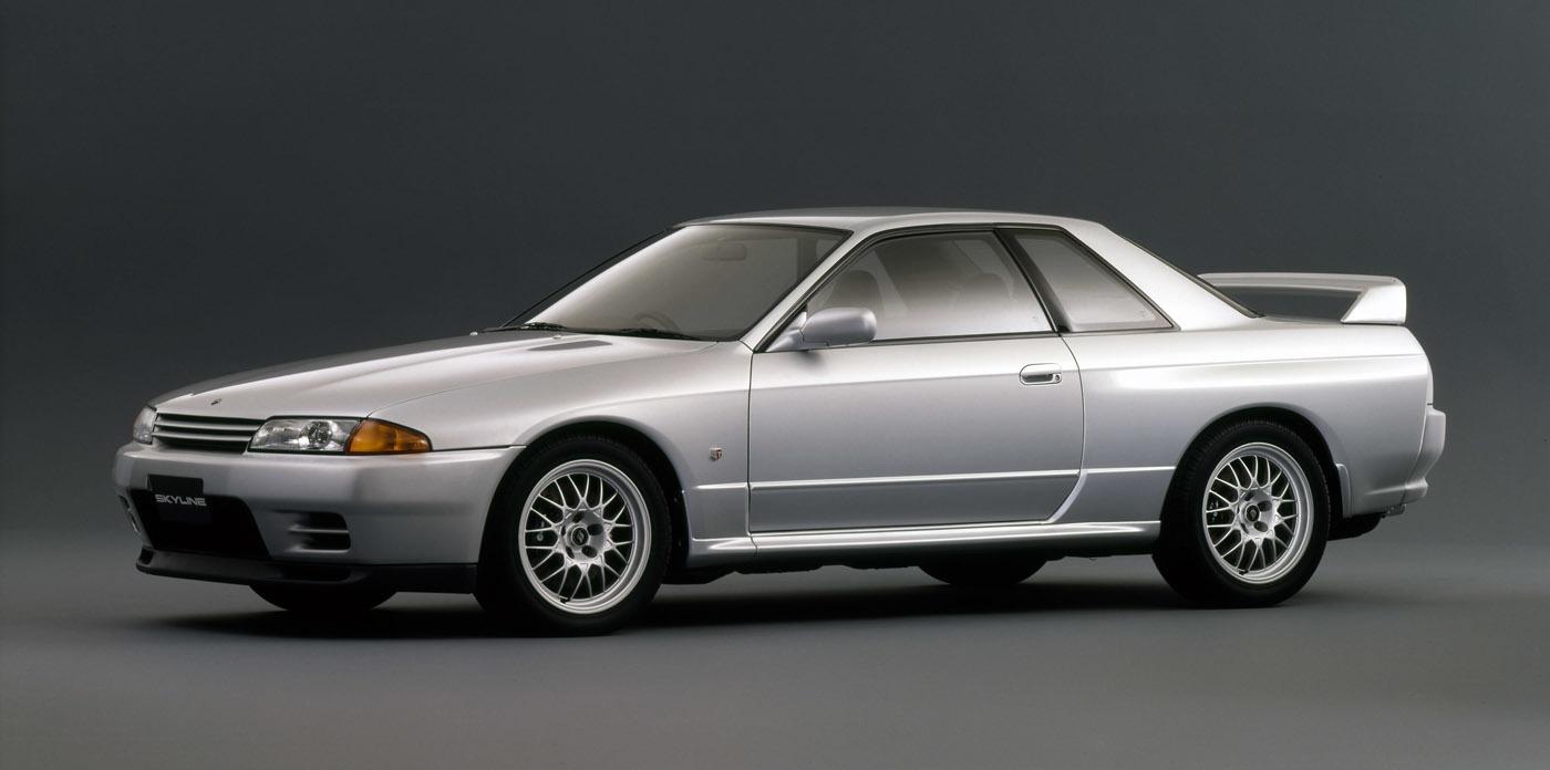 日産R32スカイラインGT-R(1989〜1994年)