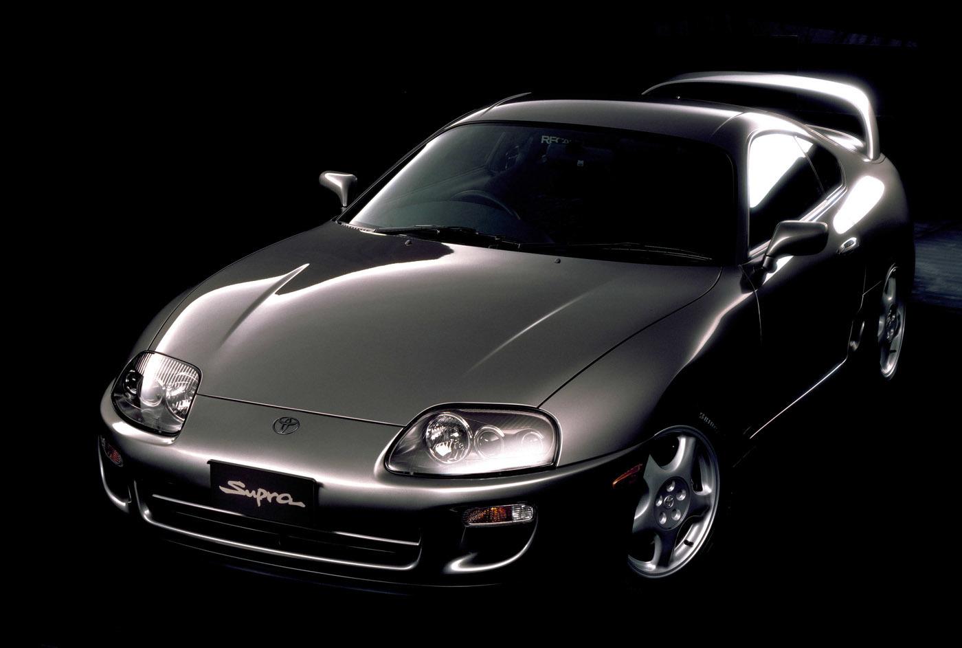 トヨタスープラ(1993〜2002年)