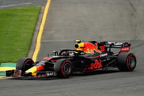 母国レースに挑んだダニエル・リカルドは4位。6位のマックス・フェルスタッペンとともに表彰台には一歩及ばず