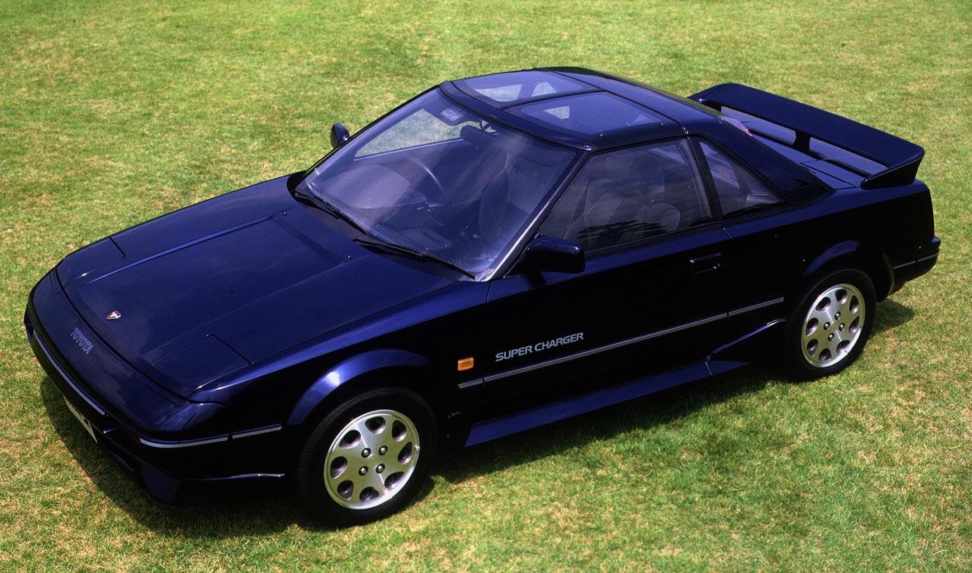 トヨタMR2