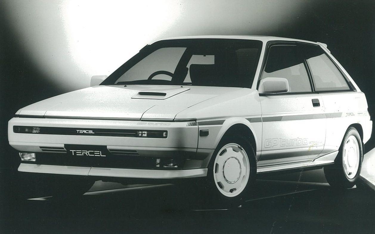 トヨタ・ターセル 3ドアリトラ1500GPターボ