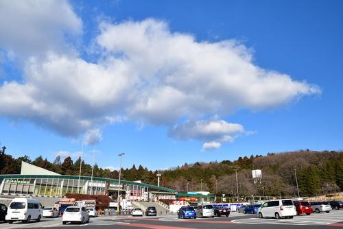 疲れたらすぐに休憩。日本の高速道路のSA/PAの充実っぷりはすごい