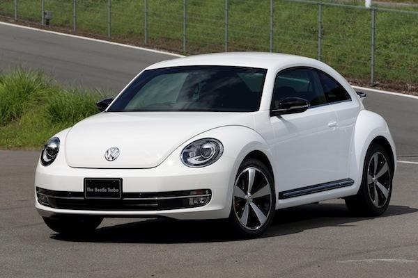 VW ザ・ビートル デザイン/新車価格:278万円