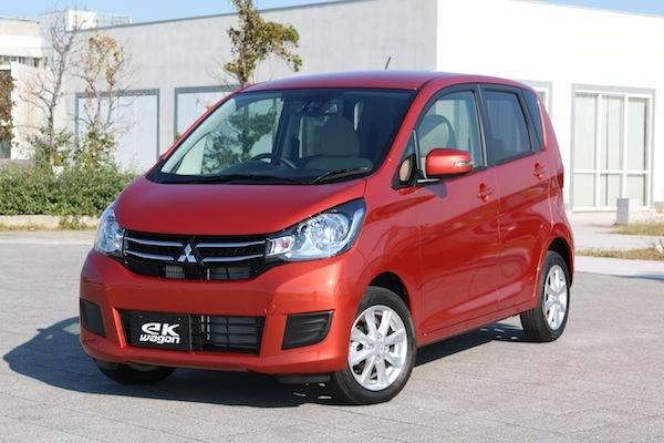 三菱 eKワゴン E/新車価格:104万4360円