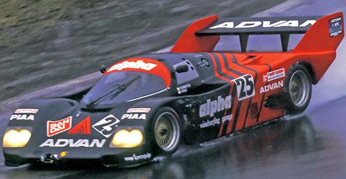 「雨のヨコハマ」伝説1985年、雨の降る富士スピードウェイでの全日本耐久選手権、富士500kmレースをアドバン・ポルシェが制した