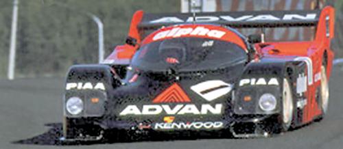 1989年 WSPCで ドライバーズ タイトル獲得