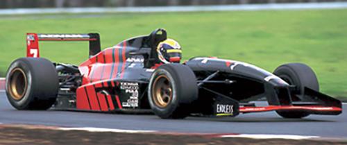 1991年 全日本 F3000選手権 第4戦で優勝