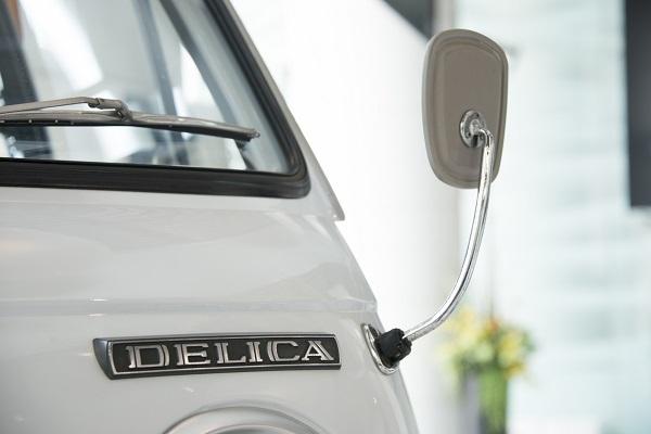 1968年に誕生し、50年の歴史を持つデリカ。伝統のモデルの新しい