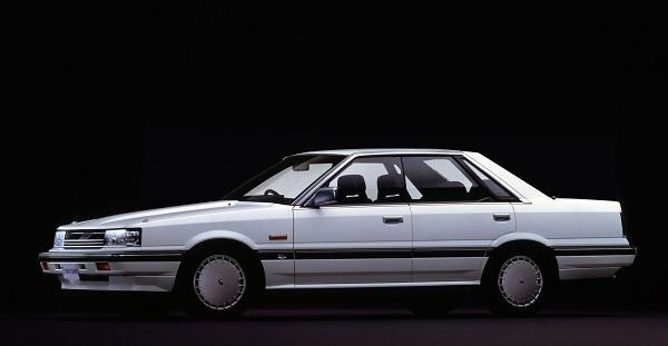 7代目スカイライン R31型(1985-1989)